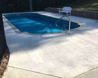 Fiberglass Pools Infinity Pool Construction Llc