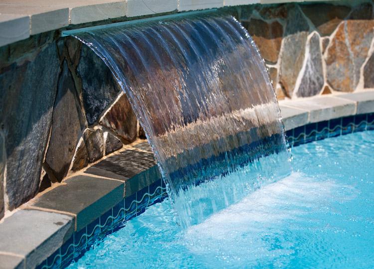 Concrete Pools Infinity Pool Construction Llc Custom